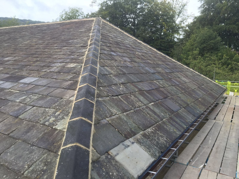 Re Roof School Building In Bingley Taylor Builders Amp Joiners