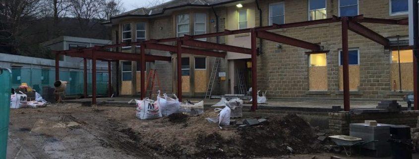 building contractors bradford west yorkshire
