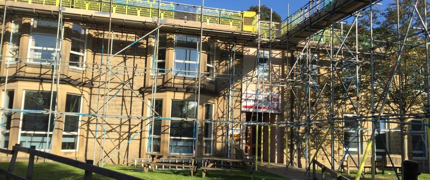 building contractors in west Yorkshire